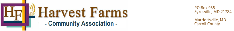 Harvest Farms Homeowners' Association